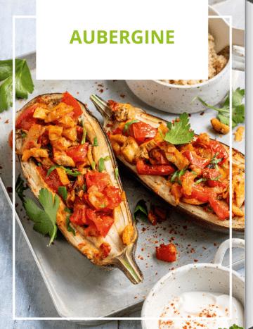 Aubergine: 16 Gerichte für Genießer